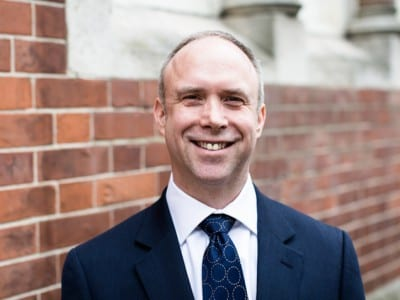 Photo of Robert McDonald a Partner in the Conveyancing Department of Edward Harte LLP in Brighton